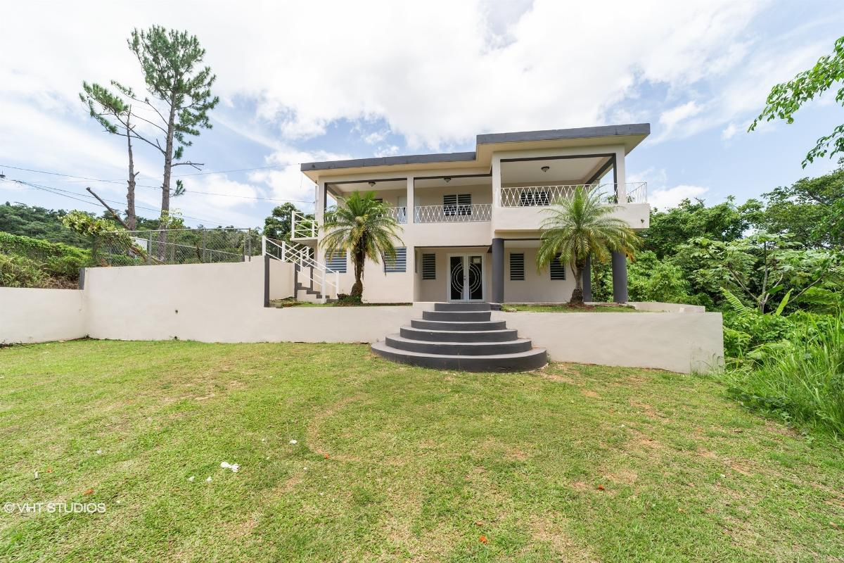 141 Rd 14 6km Falsa, Jayuya, Puerto Rico
